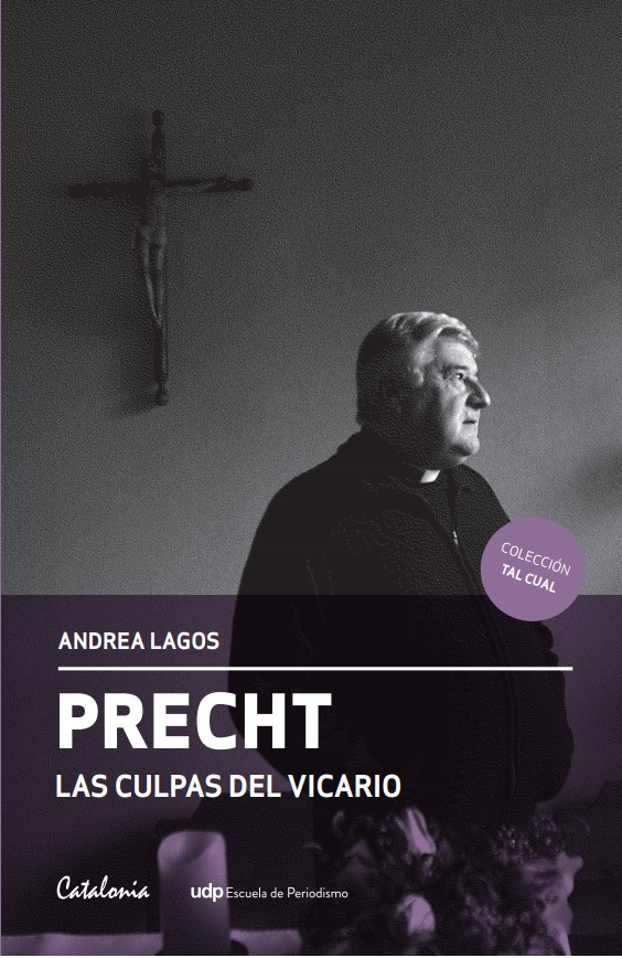 book cover for book about Precht
